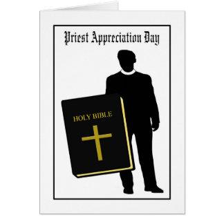 Priest Appreciation Day Card
