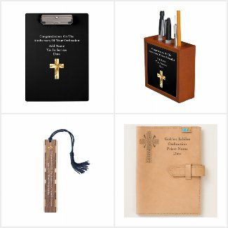 Priest, Clergy Office Gifts - Personalized