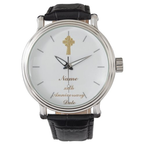 Priest Commemorative Watch, Ordination Anniversary Wristwatch