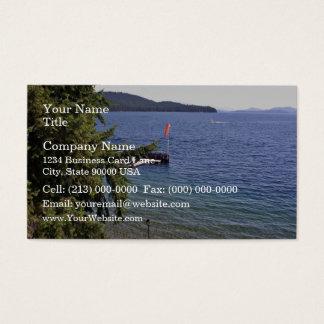 Priest Lake Business Card