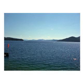 Priest Lake Postcard