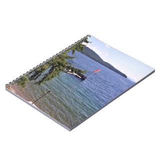 Priest Lake Spiral Notebook