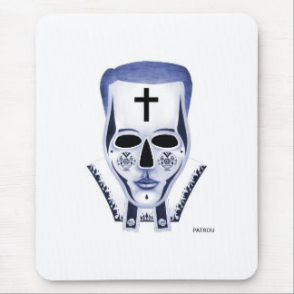 Priest MOUSE PAD