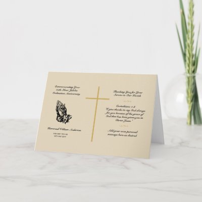 Priest Ordination Anniversary Card - ANY YEARS