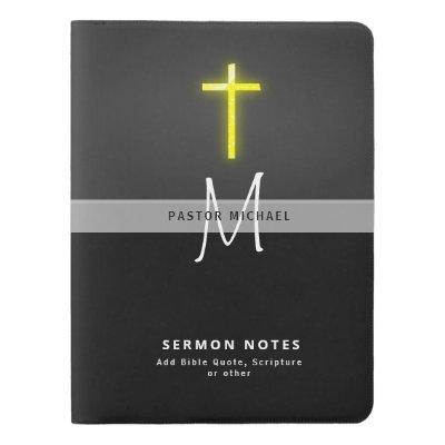Priest Pastor Minister Deacon Prayer Journal Verse