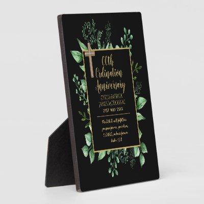 Priest Plaque Ordination Anniversary Gift