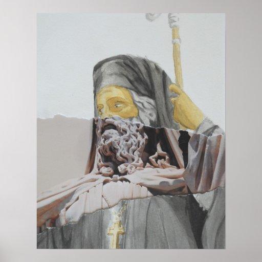 Priest Poster Print