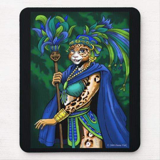 Priestess mousepad