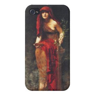 Priestess of Delphi Pre-Raphaelite iPhone 4/4S Cover