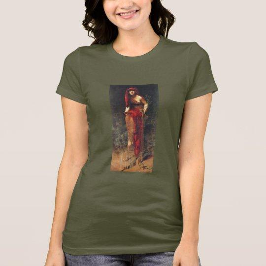Priestess of Delphi Pre-Raphaelite T-Shirt