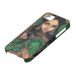 """Priestess of Quetzalcoatl"" iPhone 5/5S Case"