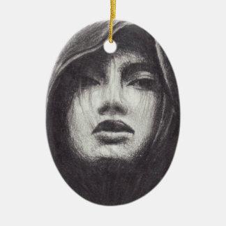 Priestess Ornament Pagan Ornament