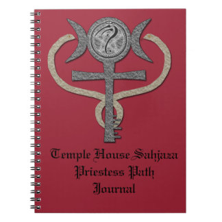 """Priestess Path"" Journal"