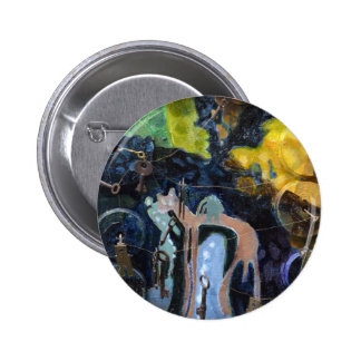 Priesthood Keys Abstract 2 Inch Round Button
