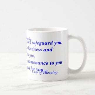 Priestly Blessing- Cup