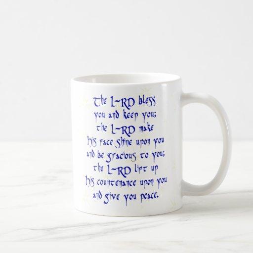 Priestly Blessing Mug