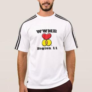 Priest's Custom WWME Region 11 ClimaLite Shirt