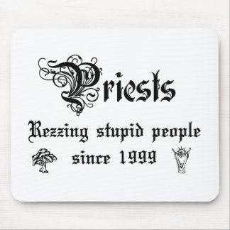 Priests Mouse Pad