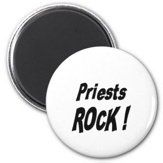 Priests Rock! Magnet
