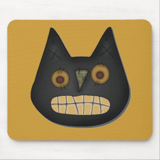 Prim Black Cat Tshirts and Gifts Mouse Pad