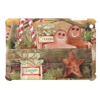 Prim Gingers & Cinnamon - Prim Gingerbread Case For The iPad Mini