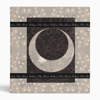 Prim Moon Design Book of Shadows Sml. Binder