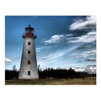 Prim Point Lighthouse Postcard