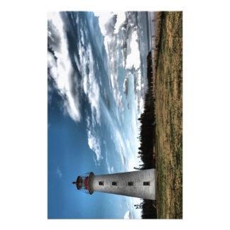 Prim Point Lighthouse Stationery
