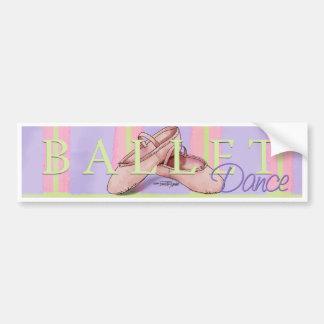 Prima Ballerina - Ballet bumper sticker