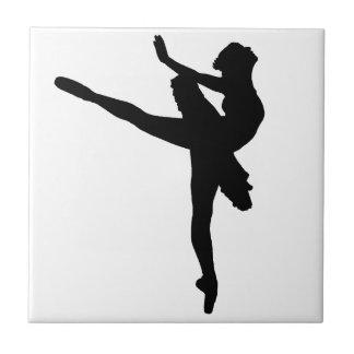 PRIMA BALLERINA! (ballet dancer) ~ Ceramic Tile