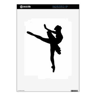 PRIMA BALLERINA! (ballet dancer) ~ Decal For iPad 2