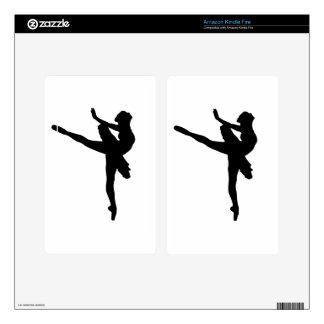 PRIMA BALLERINA! (ballet dancer) ~ Kindle Fire Decal
