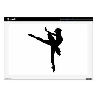 PRIMA BALLERINA! (ballet dancer) ~ Skin For Laptop