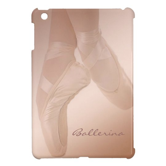 Prima Ballerina iPad Mini Case