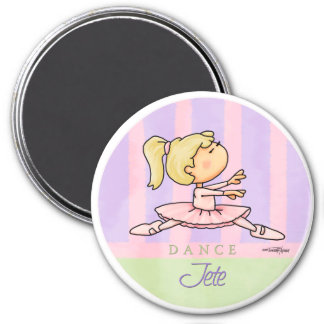 Prima Ballerina Jete - Ballet magnet