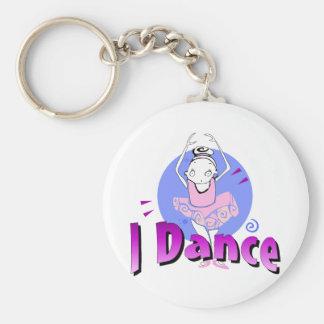 Prima Ballerina Key Chain