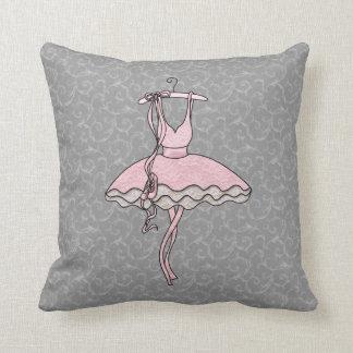 'Prima Ballerina' Pillow
