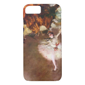 Prima Ballerina, Rosita Mauri by Edgar Degas iPhone 8/7 Case