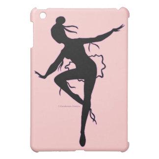 Prima Ballerina Silhouette iPad 1 Case iPad Mini Cover