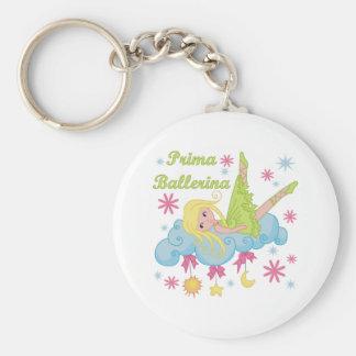 Prima Ballerina Tshirts and Gifts Keychains
