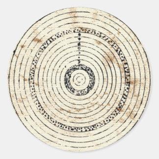 Prima Causa XXXXX Round Sticker