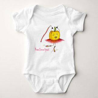 Prima Donna Apricot Infant Creeper