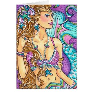 Prima Donna Card