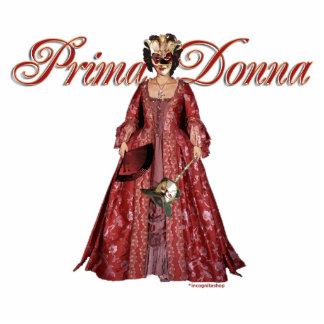 Prima Donna Collage Cutout