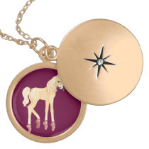 Prima Donna Palomino Gold Plated Necklace