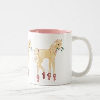 Prima Donna Palomino Two-Tone Coffee Mug