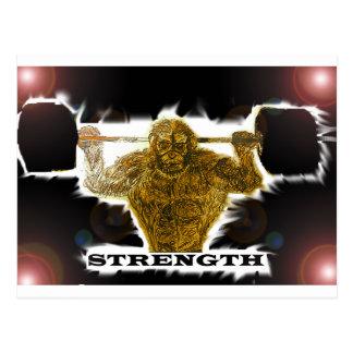 Primal Strength Postcard