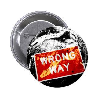 Primal Wrong Way Button