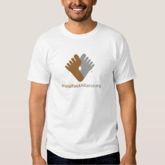 Primalfoot Alliance Logo/URL Basic T-Shirt