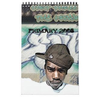 PRIMARY 3 Promotion Calendar
